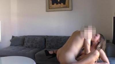 Снял секс со своей красивой подругой