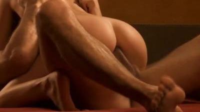 Красивый анальный секс