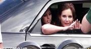 Развратницы в машине